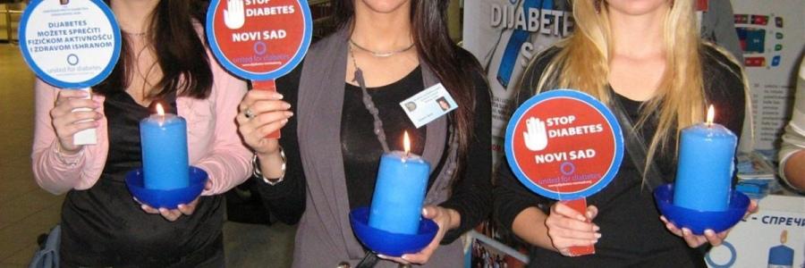 Svetski dan dijabetesa Merkator 2010