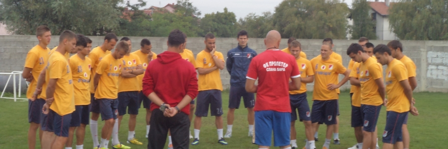 Fudbalski klub Proleter Slana Bara protiv dijabetesa
