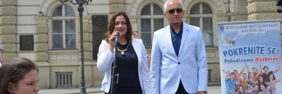 JUBILARNI 10. PLES SA EVROPOM - MATURANTSKA PARADA 2016