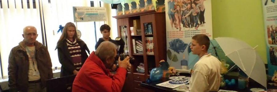 Novinari dnevnika zainteresovani za uslove rada novosadskog druzenja