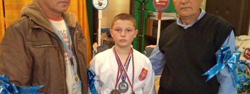 Sa insulinom do medalja na svetskom prvenstvu u karateu