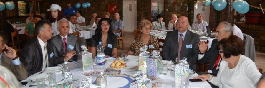 Susreti udruženja protiv dijabetesa Srbije i regiona u Sremskim Karlovcima 28. 09. 2012 godine