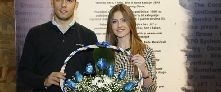 Visoko zlatno priznanje dodeljeno mr Radivoju Mračeviću od UEPSA-a
