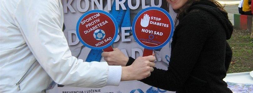 Kampanja na novosadskom Univerzitetu 2011