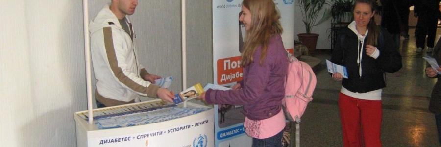 Kampanje u Srednjim Školama Novog Sada 2010